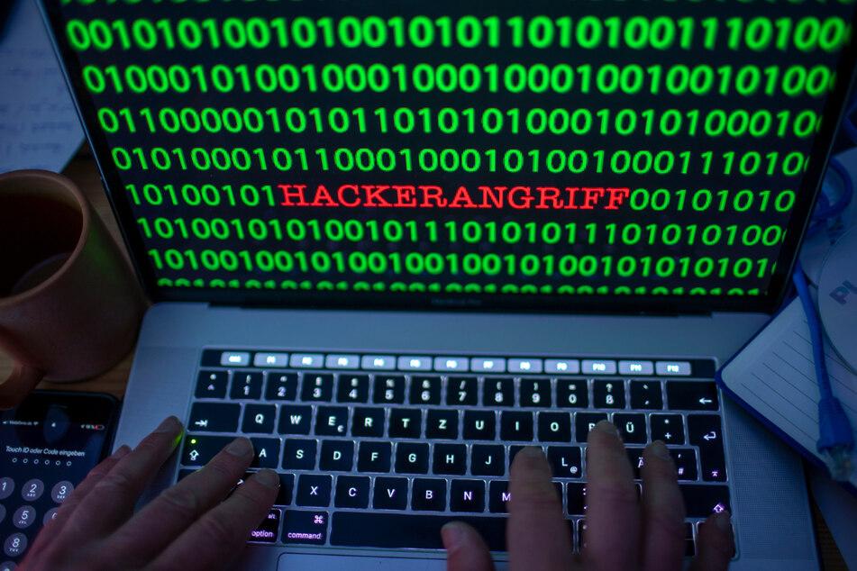 Eine unbekannte Schadsoftware hatte die IT-Infrastruktur angegriffen. (Symbolfoto)