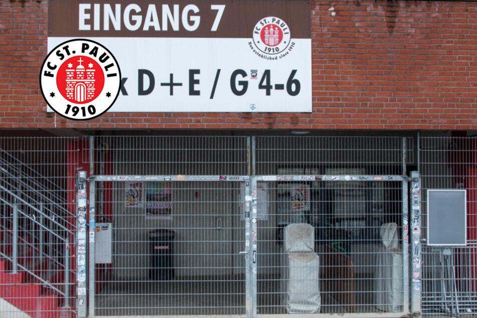 Coronavirus: Polizei kontrolliert den FC St. Pauli