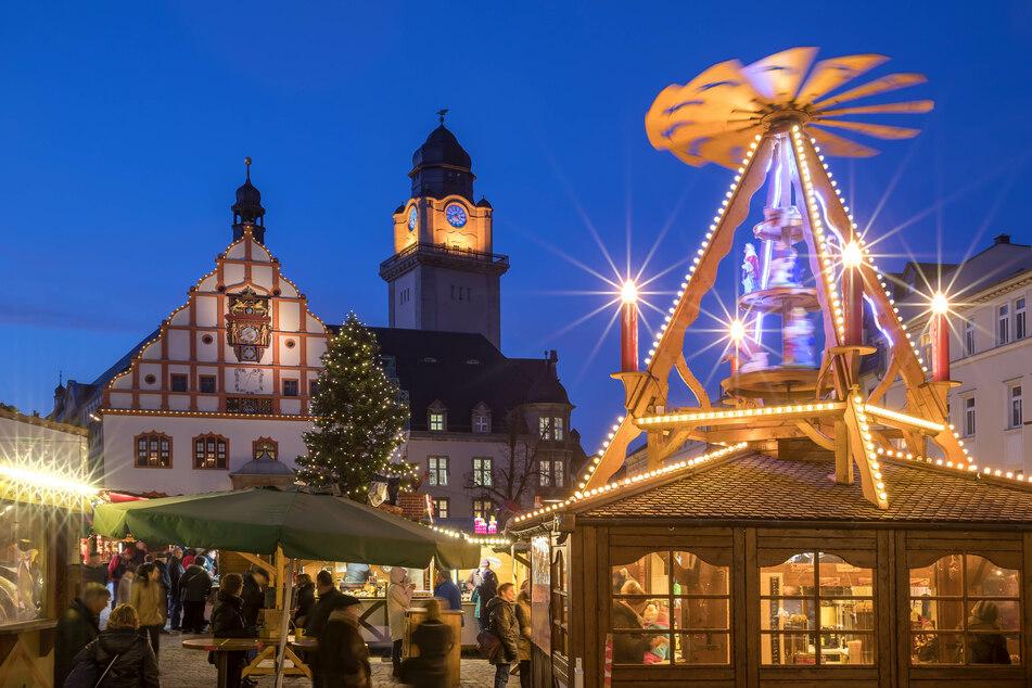 Nächste Absage: Plauener Weihnachtsmarkt fällt aus!