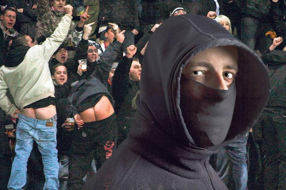 So gefährlich ist die Hooligan-Szene in Sachsen!