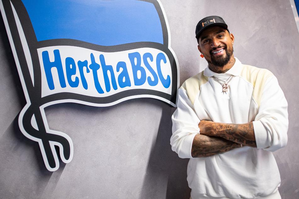 Nach 14 Jahren kehrt Kevin-Prince Boateng (34) wieder zu Hertha BSC zurück.