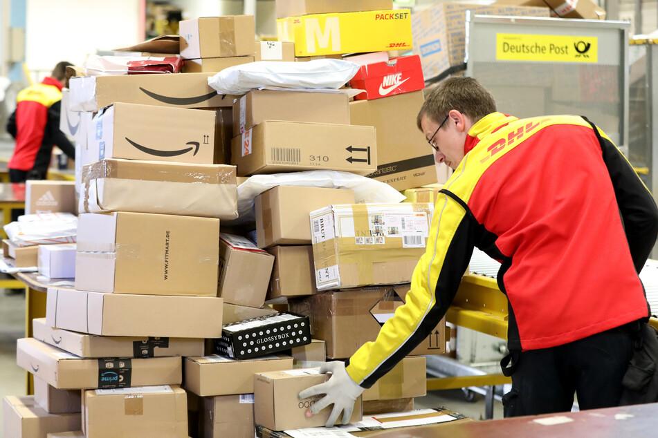 Deutsche Post profitiert enorm von Paketen beim Online-Handel