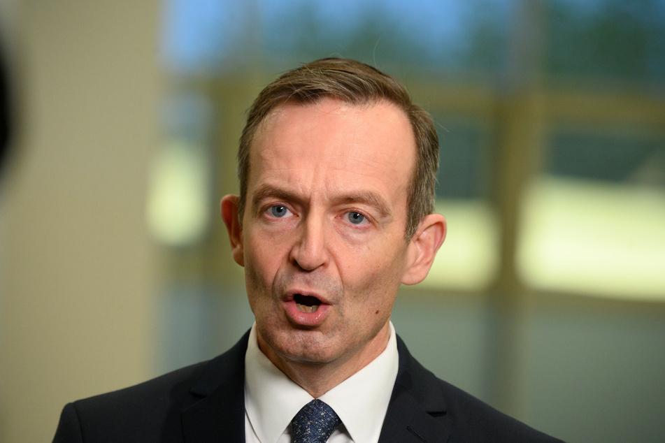 Volker Wissing ist FDP-Generalsekretär.