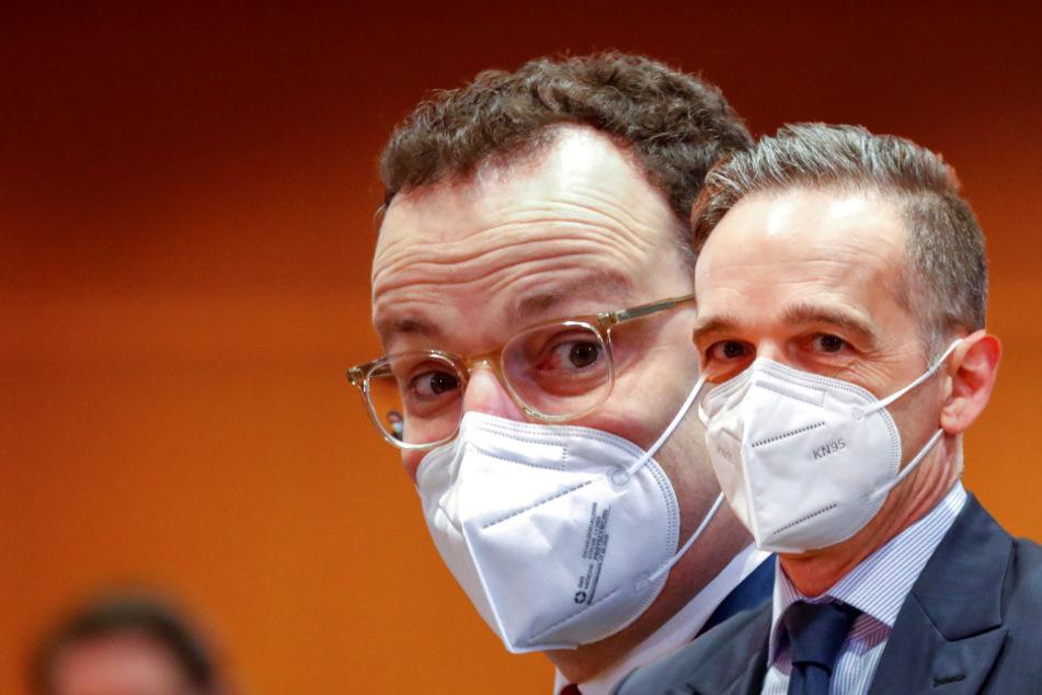 Coronavirus: Spahn und Maas nehmen Grenzen ins Visier! Stärkere Kontrollen und Tests?