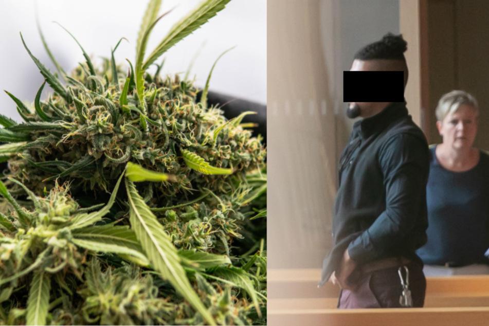 Im Drogen-Paket war nur Erde: Dealer fiel auf Dealer rein