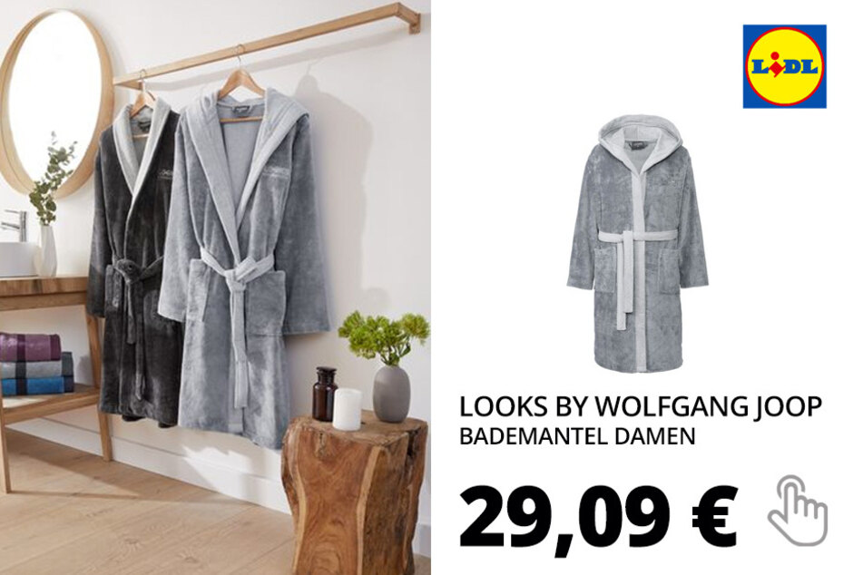 LOOKS by Wolfgang Joop Bademantel Damen