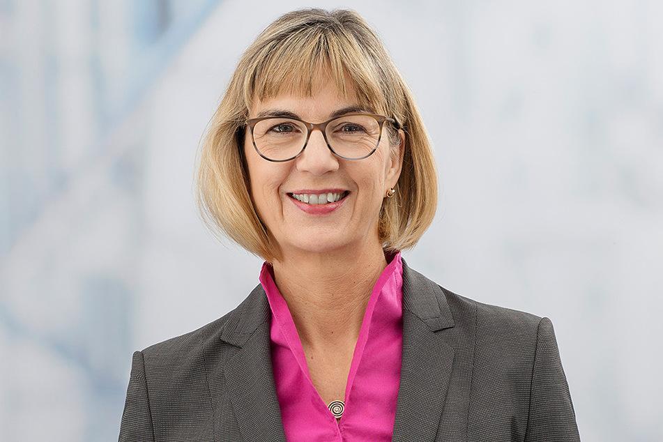 Die Vorsitzende des Ärzteverbands Marburger Bund, Susanne Johna (55).