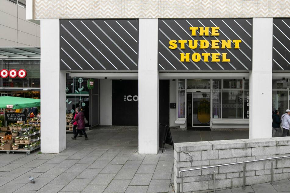 Dresden: Gerade erst geöffnet: Student Hotel auf der Prager Straße muss wieder schließen!