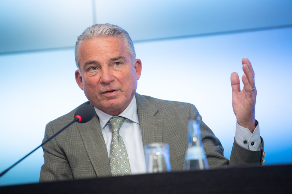 CDU-Bundesvize und Baden-Württembergs Innenminister Thomas Strobl (61).