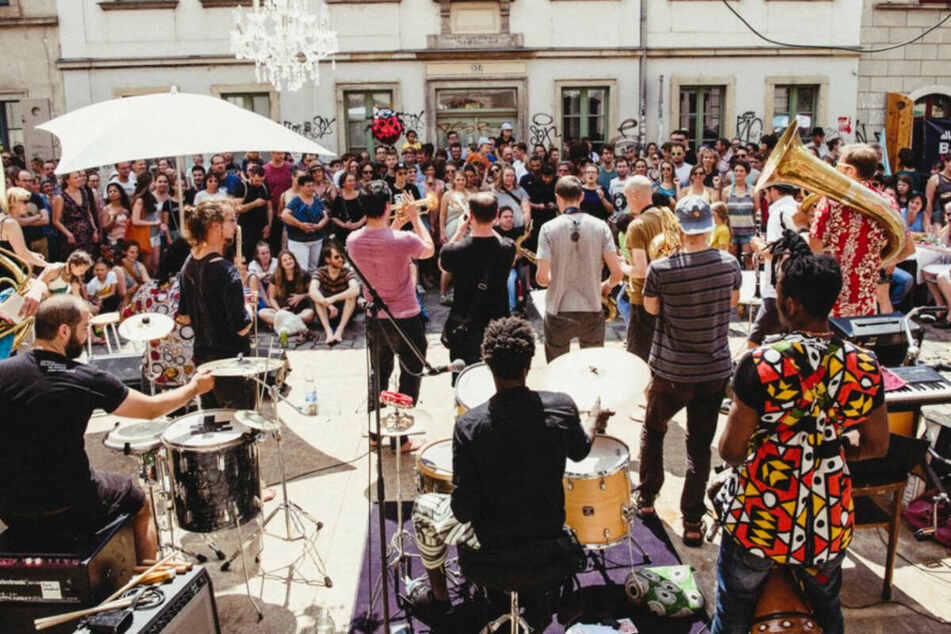 An diesen 12 Orten darf in Dresden wieder Kultur stattfinden