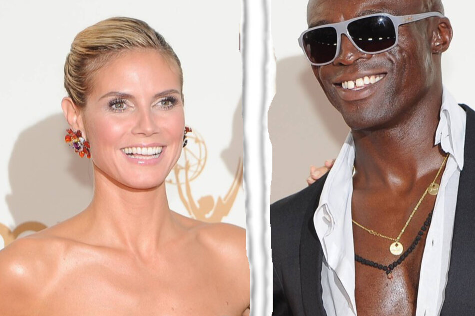 Heidi Klum and Seal have thorny argument over their kids