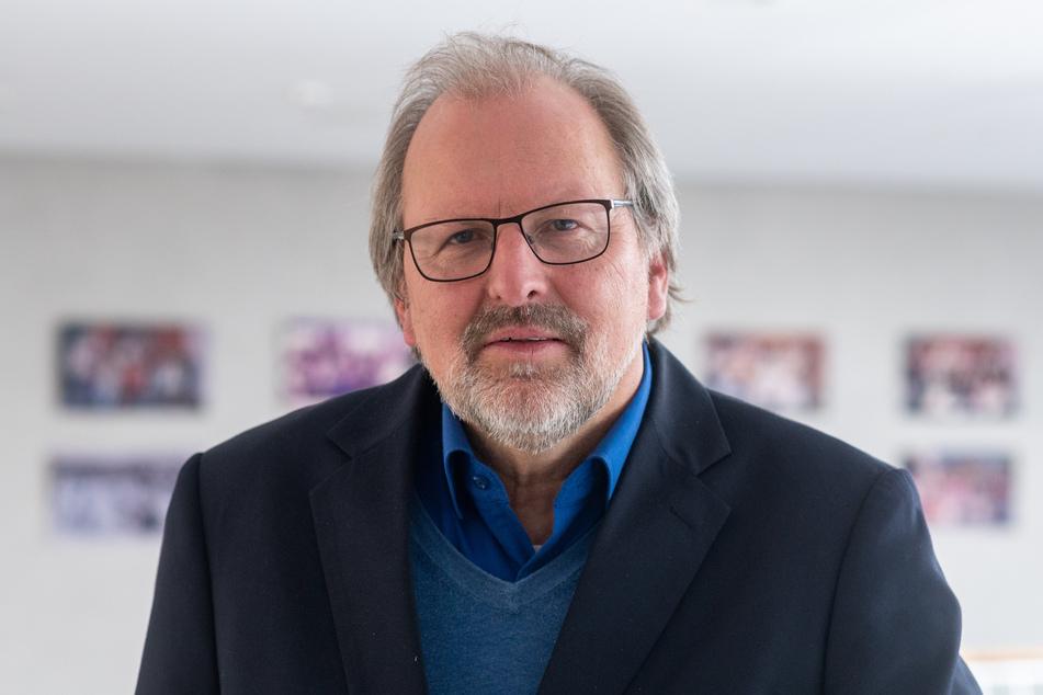 Heinz-Peter Meidinger (66), Präsident des Deutschen Lehrerverbandes.