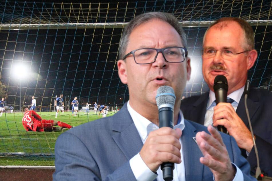 Zwei Bewerber als NOFV-Präsident nach Tod von DFB-Vize Bugár
