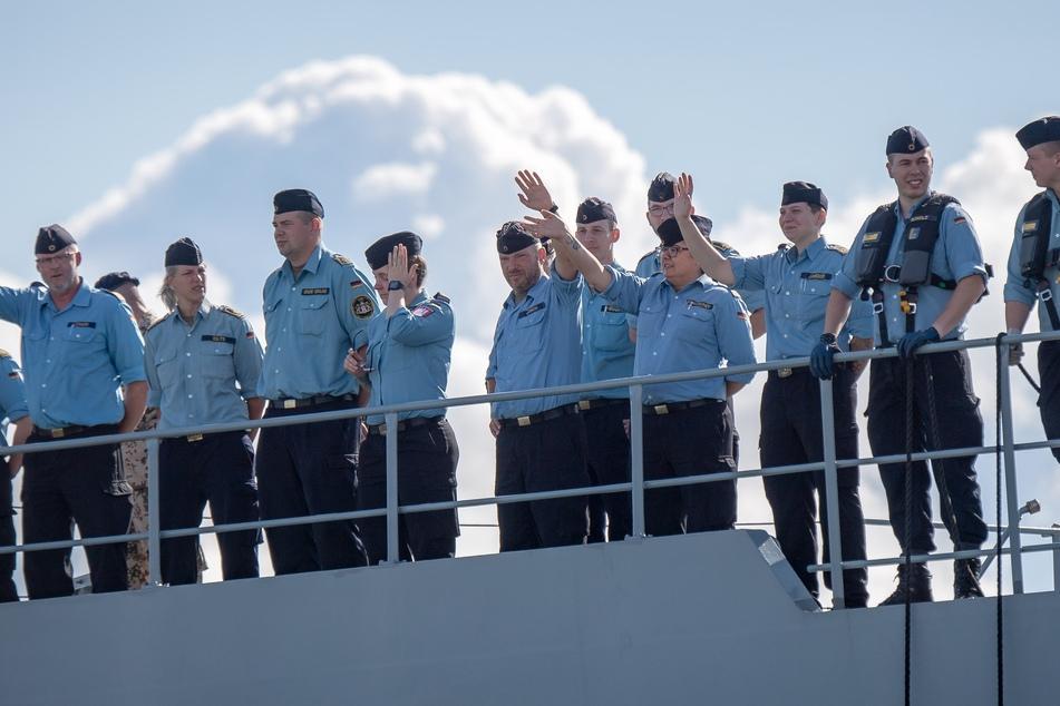 Rückkehr in den Lockdown: Deutsche Fregatte beendet Libyen-Einsatz