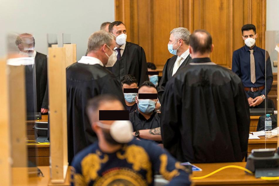Mord-Prozess um Leipziger Drogenkrieg droht wegen Corona-Angst zu platzen