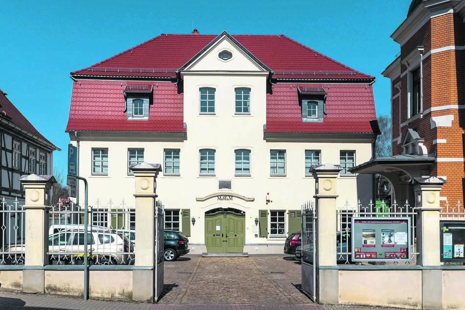 Das Stadt- und Dampfmaschinenmuseum Werdau ist derzeit geschlossen.