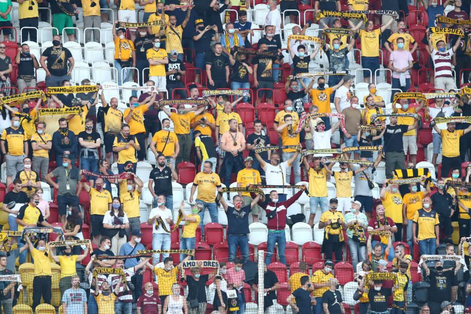 Dynamo-Fans dürfen wie schon gegen den HSV auch gegen Waldhof Mannheim ins Rudolf-Harbig-Stadion