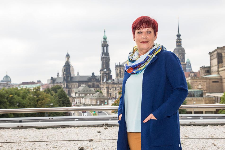Die GEW-Vorsitzende Uschi Kruse (63) sieht noch Probleme beim Schulstart in Sachsen.