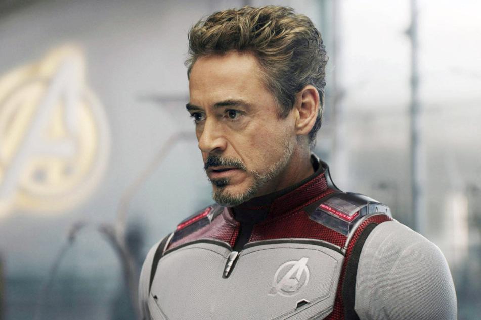 "Das Original: Robert Downey Jr. als ""Iron Man"" Tony Stark im Actionfilm ""Avengers - Endgame""."