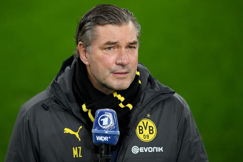 Michael Zork, sportief directeur van Borussia Dortmund (58).