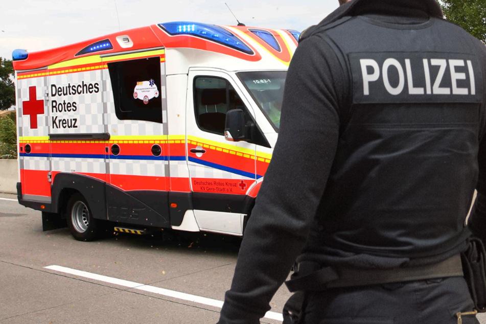 Tödlicher Unfall auf der A4 bei Bad Hersfeld: 16-Jähriger stirbt auf der Straße