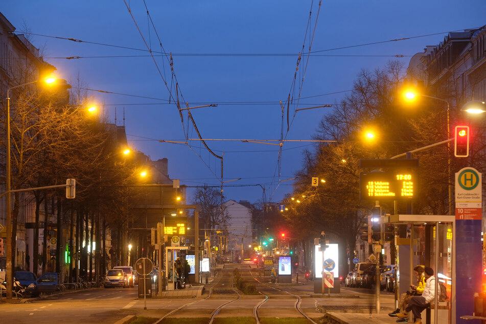 Der 29-Jährige fuhr am Sonntagnachmittag mit seinem kaputten Auto durch den Leipziger Süden. (Archivbild)