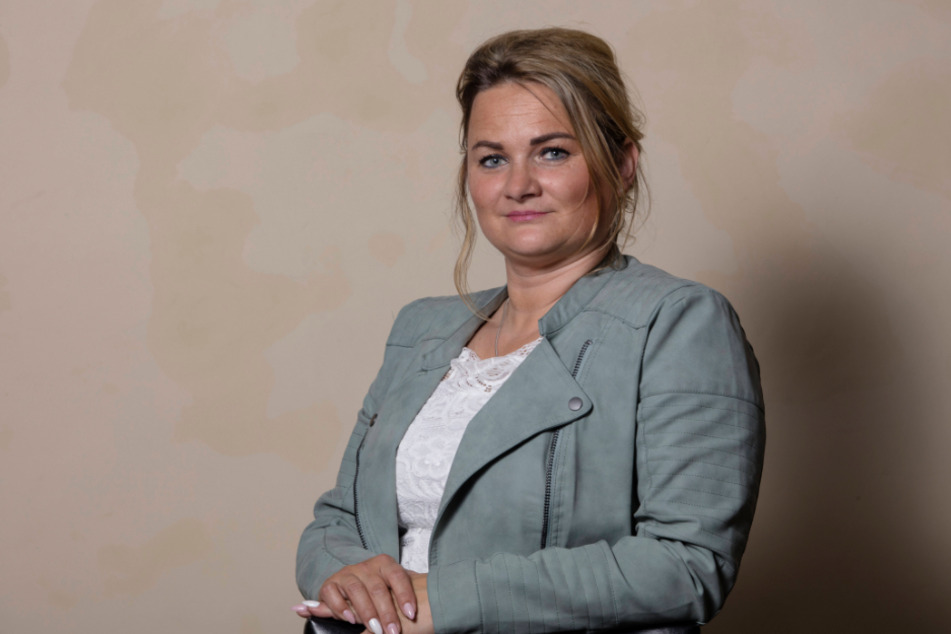 Gewerkschafts-Chefin Cathleen Martin (46).