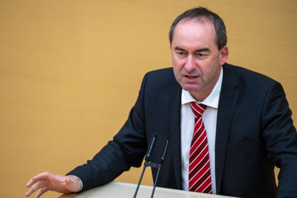 Hubert Aiwanger (Freie Wähler), der bayerische Wirtschaftsminister.