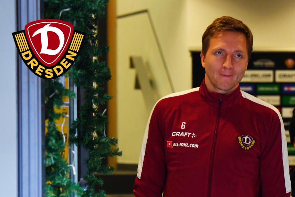 Dynamo: Ex-Kapitän Hartmann gesund, doch Corona hat die (Fußball)-Welt im Griff