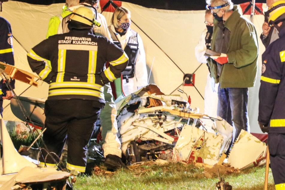 Tödlicher Flugzeugabsturz: Identität des Piloten geklärt