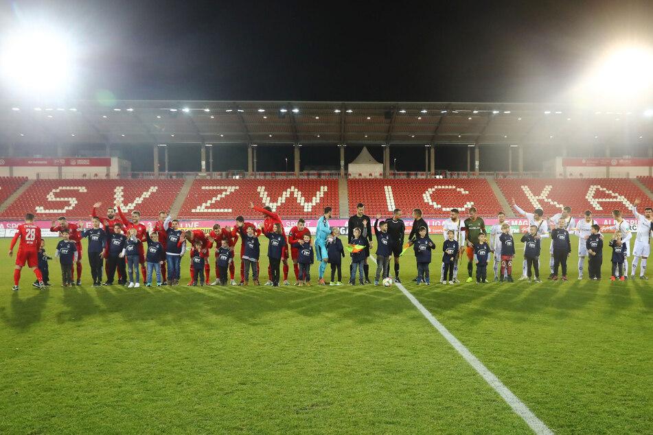 Am 9. Januar 2020 kickte Dresden letztmals in Zwickau, damals noch als Zweitligist in einem Testspiel. Die SGD gewann 1:0.