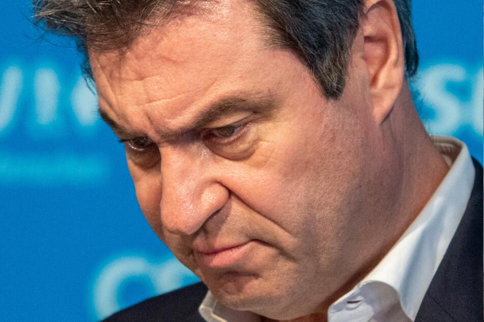 Markus Söder (54, CSU) bleibt wohl Bayerns Ministerpräsident. Er soll sich nicht als Unions-Kanzlerkandidat aufstellen.