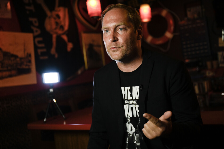 Das sagt Ex-Frontmann Thees Uhlmann zu einer Rückkehr der Band Tomte