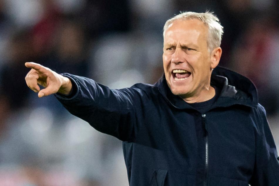 SC-Trainer Christian Streich (56) fordert von seinem Team Demut.