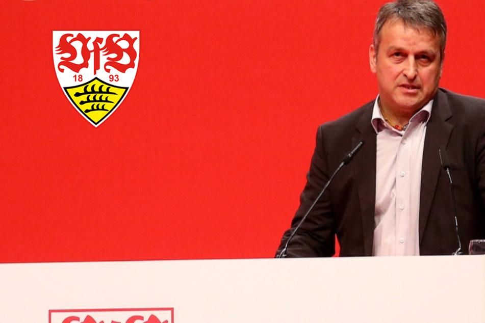 Kein Teamgeist und Fairplay beim VfB: Präsidiumsmitglied Rainer Mutschler legt Amt nieder