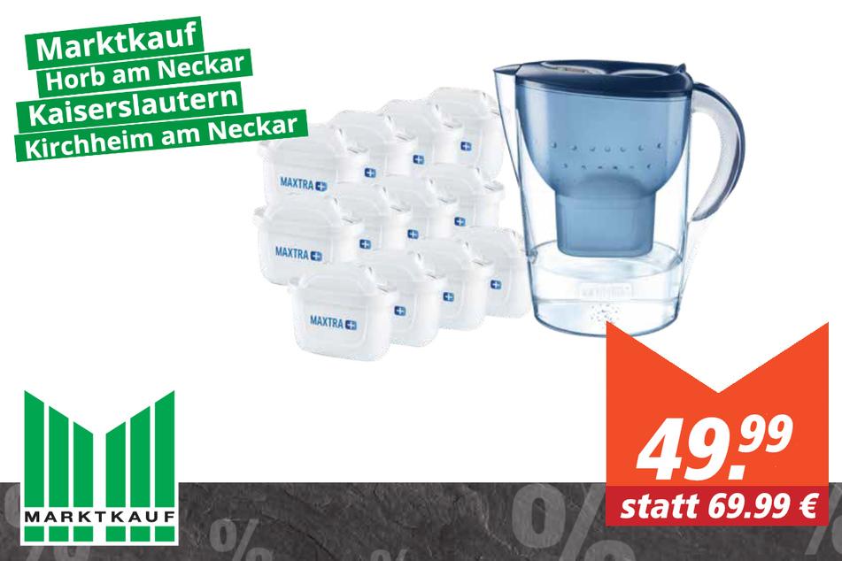 Marella Wasserfilter für 49,99 Euro