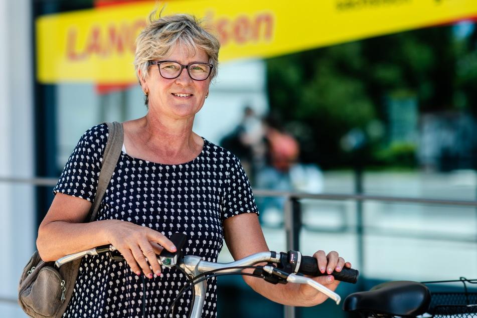 Birgit Racz (58) macht Urlaub in Bayern.