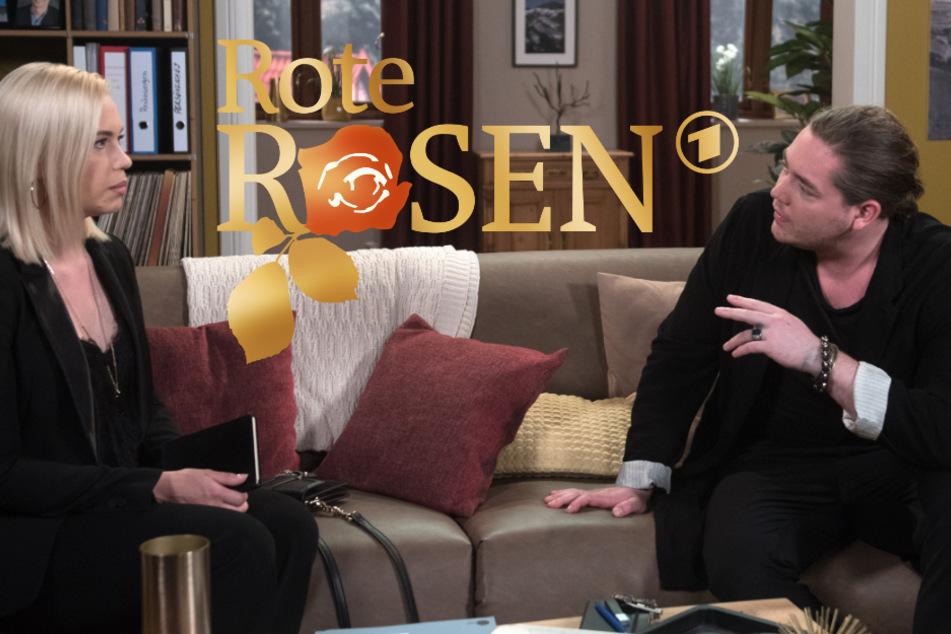 Rote Rosen: Streit ums Erbe, das hätte Theo nicht tun dürfen