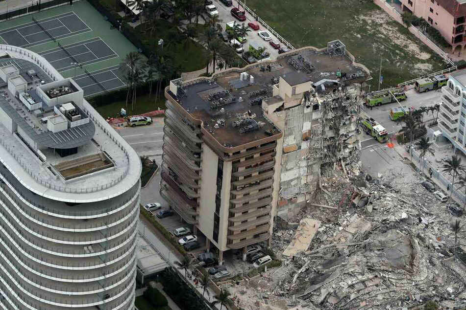 Surfside building collapse: Previous concerns over structural damage revealed as death toll grows to 12
