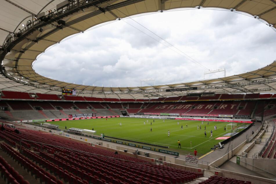 Erfolgt der Anpfiff gegen Spanien in der Mercedes-Benz Arena? (Archiv)