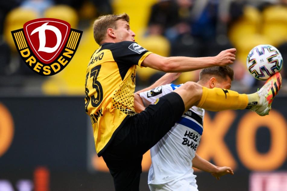 Dynamo belohnt sich für Kampf und Moral: SGD holt Remis gegen Waldhof Mannheim!