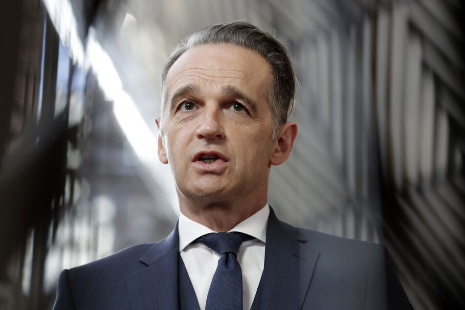 Bundesaußenminister Heiko Maas (SPD).