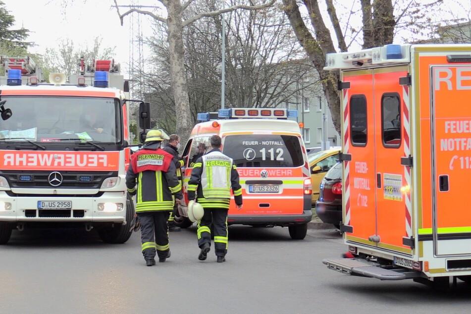 Das Mädchen (12), das sich am Sonntag im Fach einer Paketstation in Düsseldorf eingeschlossen hatte, konnte nach einer Untersuchung des Rettungsdienstes unverletzt nach Hause gehen.