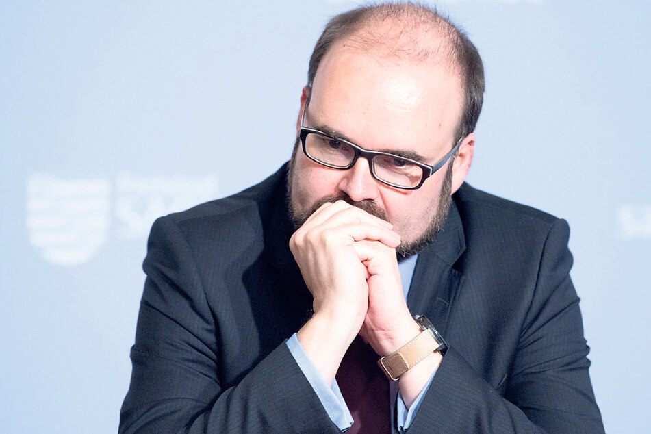 Kultusminister Christian Piwarz (45, CDU).