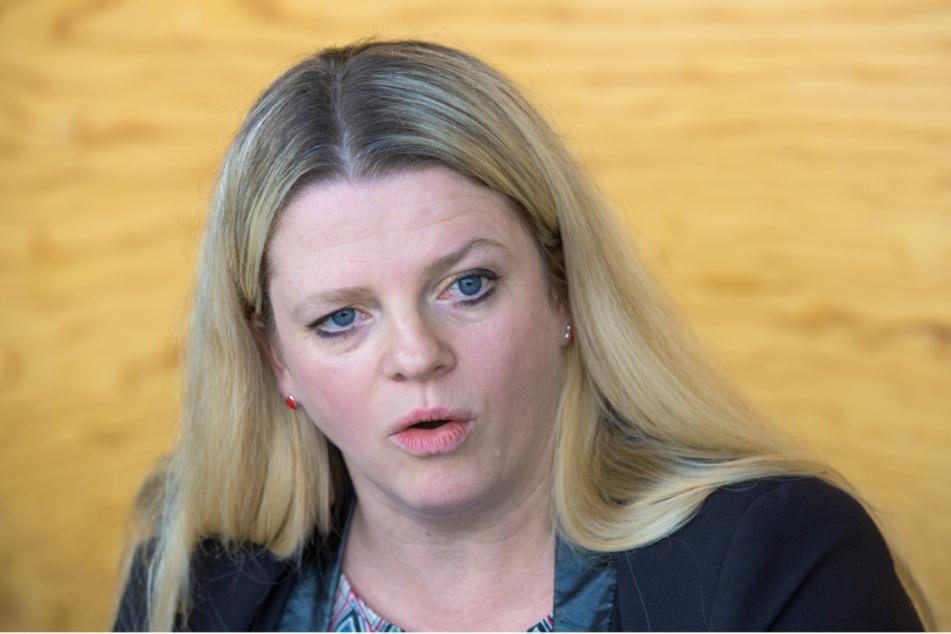 Susanne Schaper (42).