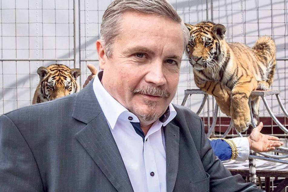 Keine Wildtiere im Zirkus? OB will Annaberger fragen