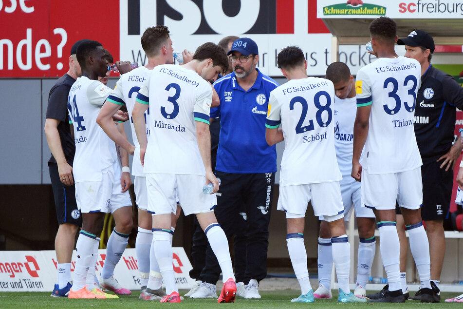 Die Schalker haben in der abgelaufenen Rückrunde lediglich neun Punkte geholt. Mit einem Torverhältnis von 9:37 belegen sie damit Rang 17. Nur Absteiger Paderborn war in der zweiten Saisonhälfte noch schlechter.