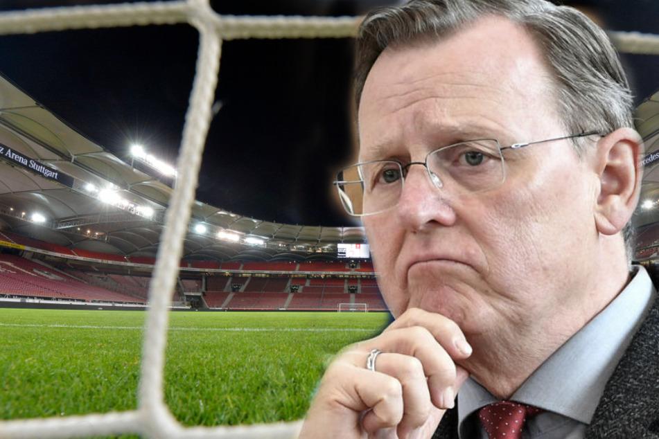 """""""Keine Geisterspiele!"""" Bodo Ramelow im """"Riverboat"""" zum Neustart im Fußball"""