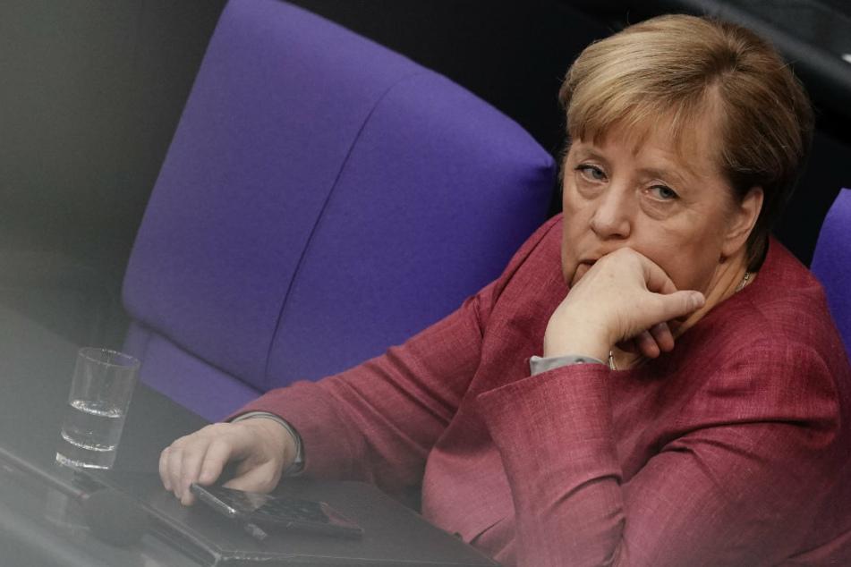 Angela Merkel findet lobende Worte zum Einheit-Jubiläum, doch es gibt einen Dämpfer