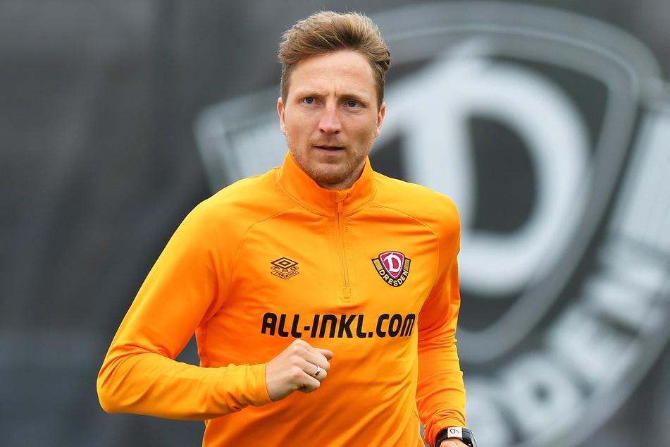 Nach acht Jahren Dynamo ist für Marco Hartmann (33) Schluss.